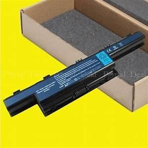 Laptop Battery For Gateway Nv50a Nv51b Nv51m Nv53a Nv55c
