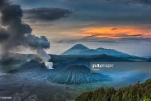 Volcano East Java Indonesia