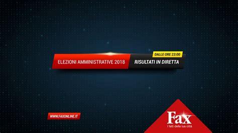 web diretta diretta ballottaggio risultati in diretta web