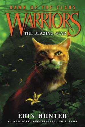 warriors dawn   clans   blazing star erin