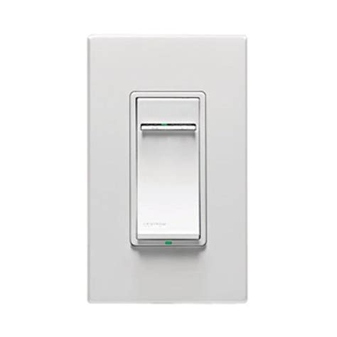 rf light switch leviton vizia rf 15 capable switch white ivory