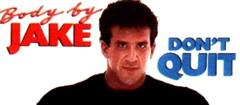 The Father Of Personal Training Jake Steinfeld
