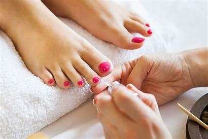 Pedicure Feet Woman Marie Leg Claire