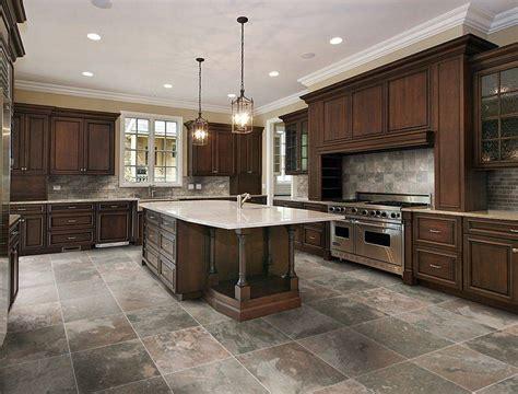 Kitchen Tile Floor Ideas Best Kitchen Floor Material