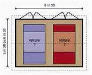 Dimension Garage 1 Voiture : abri de voiture m tres garage en bois techni contact ~ Dailycaller-alerts.com Idées de Décoration