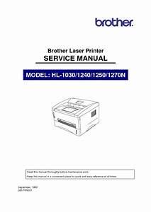 Hl-1030 Manuals
