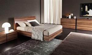 Elegant, Wood, Luxury, Bedroom, Furniture, Los, Angeles, California, Rossetto