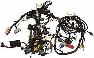 2009 Cadillac Xlr Complete Chassis Wiring Harness New