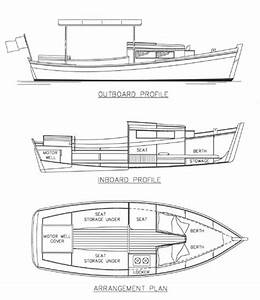 Redwing 18 Power Camp Cruiser Boat Plans Boat Designs