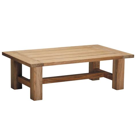 teak outdoor coffee table teak coffee table croquet outdoor teak coffee table