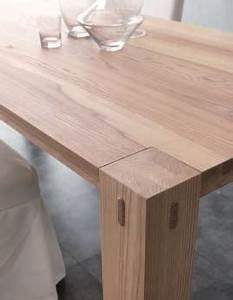 Table Bois Massif Contemporaine : javascript est d sactiv dans votre navigateur ~ Teatrodelosmanantiales.com Idées de Décoration