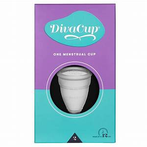 The Diva Cup Menstrual Cup