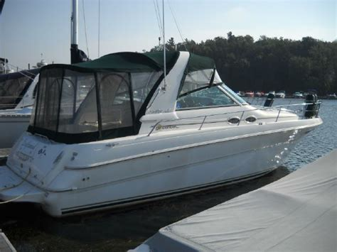Used Drift Boats For Sale Pennsylvania by 2001 Sea Sundancer 310 Power Boat For Sale Www