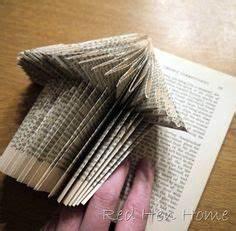 livres plies differents patrons et tutoriels de faitmain With bricolage a la maison 5 livre de poche pliage des pages photo de d loisirs