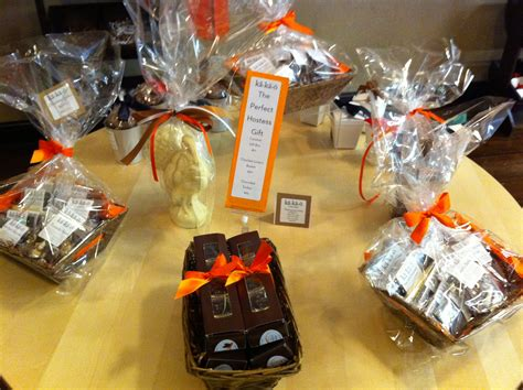 thanksgiving gift basket hostess gifts for thanksgiving pelletier the chocolatier