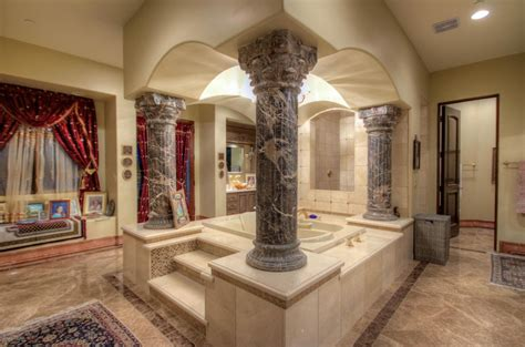 21,000 Square Foot Mega Mansion In Phoenix, Az Re-listed