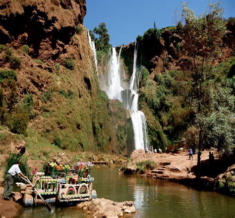cuisine marocaine excursion les cascades d ouzoud taxi maroc