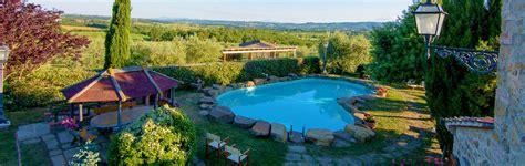 agriturismo le terrazze affitto agriturismo per vacanze in toscana arezzo