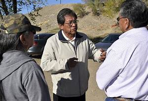 Navajo voters choose next leader in belated election ...