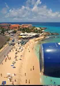 Sunset Beach Bar St. Maarten