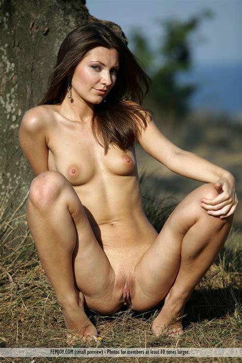 Femjoy Naked Outside
