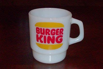 The official facebook page for burger king us. 1970s Burger King Fire King Mug | eBay | Mugs, Burger king, Fire king