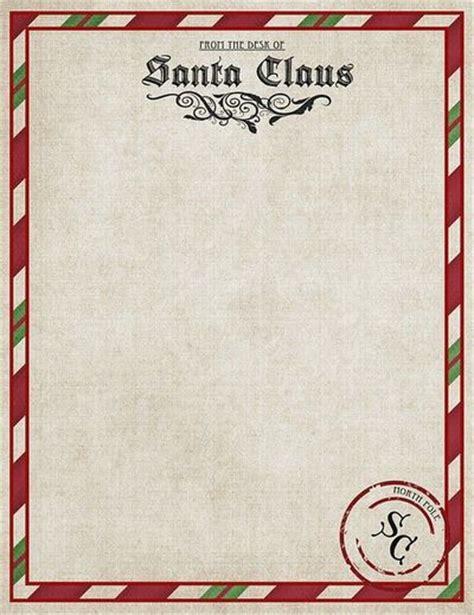 letter  santa  printable christmas xmas ideas