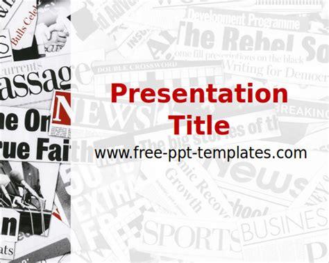 newspaper template powerpoint 14 powerpoint newspaper templates free sle exle format free premium