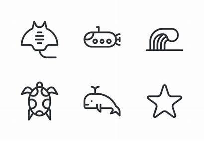 Outline Tegalsari Kantor Ocean Iconfinder