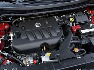 Nissan Tiida Engine
