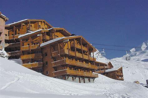 chalet peche val thorens skiworld