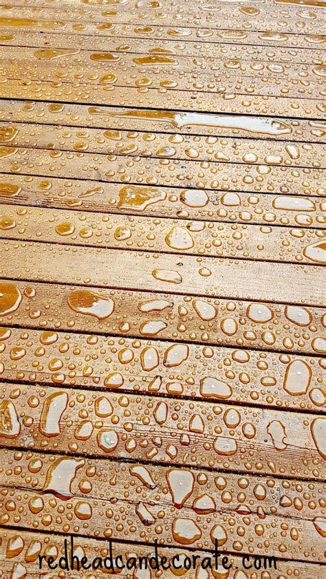 Lasting Deck Stain 2015 by Thompson S Waterseal Deck Makeover Can Decorate