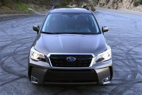 subaru xt 2017 subaru forester 2 0xt touring review digital trends