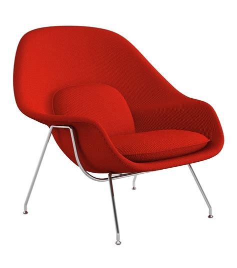 chaise knoll womb armchair knoll milia shop