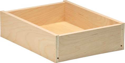 plywood drawer boxes nailed drawer box plywood walzcraft 1559