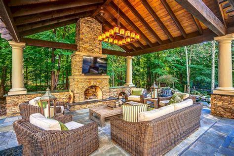 Outdoor Living Room Design (outdoor Living Room Design