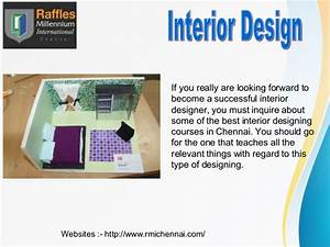 fashion and interior design courses in chennai With interior designers courses in chennai