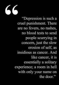 Depressing Quotes About Depression
