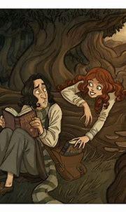 27 de los Mejores Fan-Art de Severus Snape   Blog Hogwarts