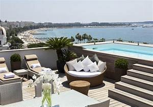 Hôtel Barrière Le Majestic Cannes, France Piscine privée : les plus beaux hôtels pour un
