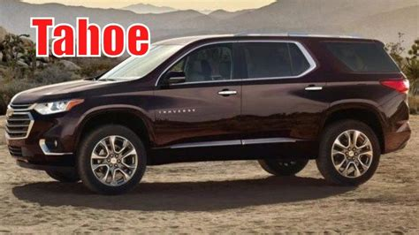 What Will The 2020 Chevrolet Tahoe Look Like by 2020 Chevrolet Tahoe Release Date 2020 Chevrolet Tahoe