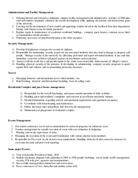 18465 an exle of a resume resume ankur