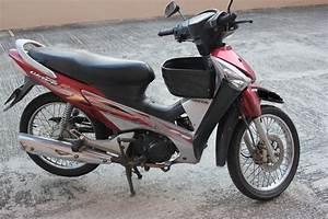 Bintang Bunder  Honda 125 Wave 1st Model 07