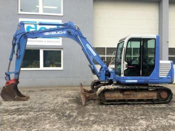 takeuchi tb mini excavator  austria  sale  truck id