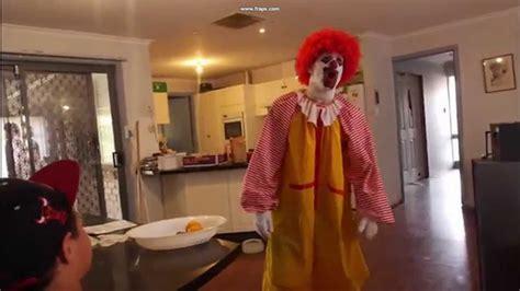 ronald mcdonald commercial rage youtube