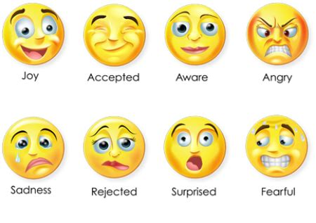 The Images Of Emotions, Feeling Every Part Of The Bodyinfo Health
