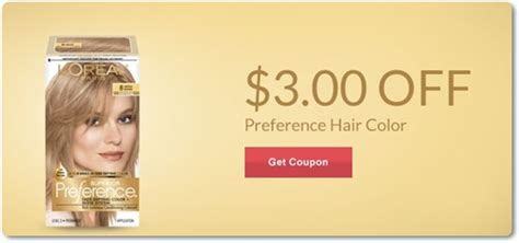 L'oreal Preference Rite Aid Coupon