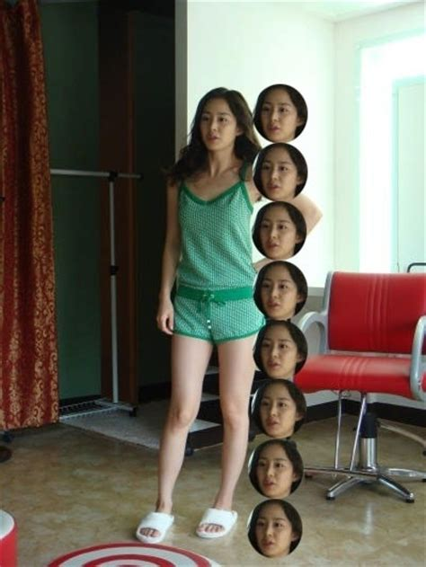 kim tae hee confirms  foot bodyline  slippers