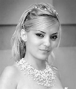 Coiffure Mariage Cheveux Court : coiffure cheveux courts pour mariage ~ Dode.kayakingforconservation.com Idées de Décoration