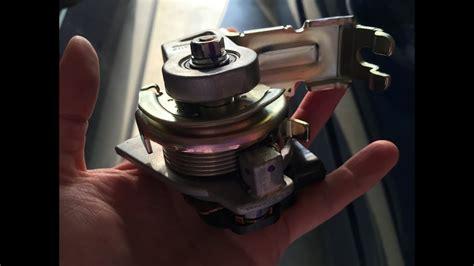 replacing  accelerator pedal position sensor  honda